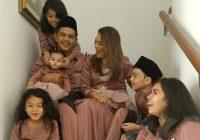 Sharifah Sahira Dengan Anak Dan Keluarga