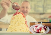 Spaghettieis Ice Cream Jerman