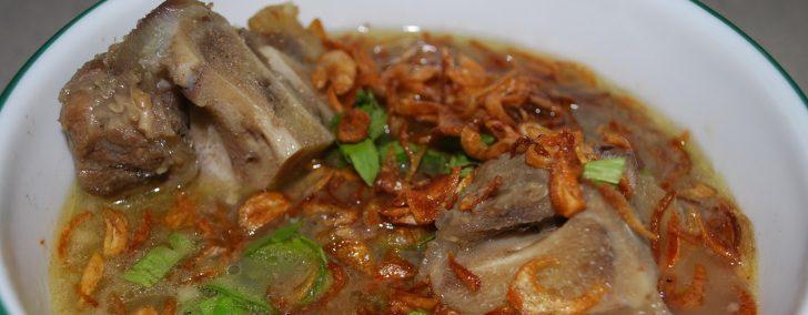 Permalink to Hidangan Istimewa Sup Ekor Lembu