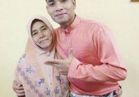 Syafiq Farhain Bersama Ibunya
