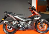 Warna pilihan model Honda RS150R