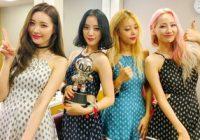 Wonder Girls Korean