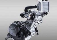 Yamaha Y15ZR Moto GP Movistar enjin