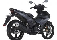 Yamaha Y15ZR warna Grey
