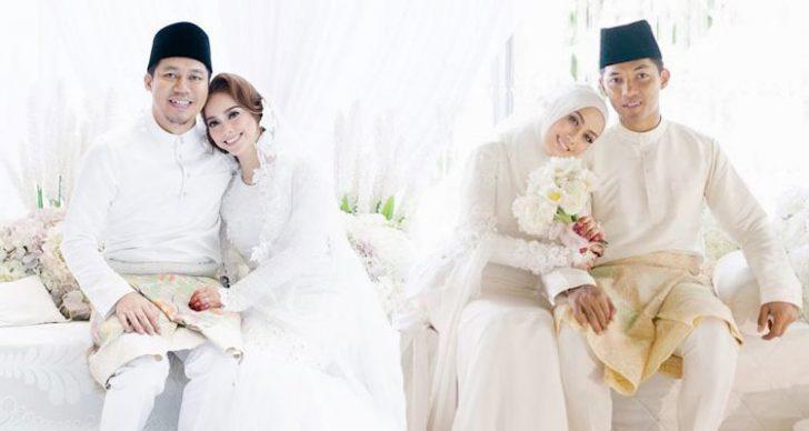 Permalink to Perkahwinan Glamour 5 Artis Malaysia Sepanjang Tahun 2017
