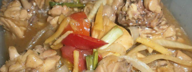 Permalink to Resepi Ayam Masak Halia Yang Sedap