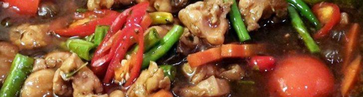 Permalink to Resepi Ayam Paprik Versi Thai