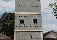 Bentuk Bangunan Sarang Burung Walit
