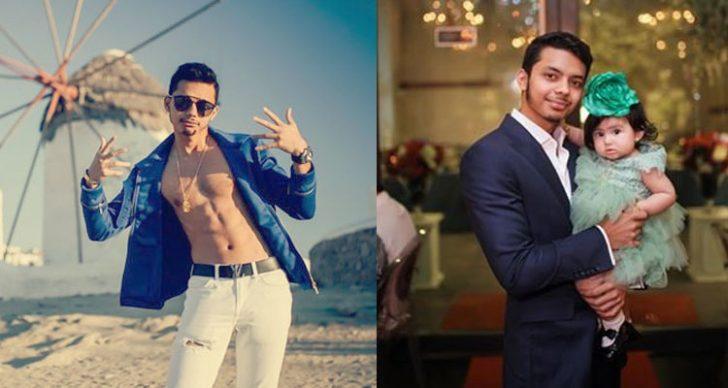 Permalink to Ammar Effendy, Anak Sulung Rozita Che Wan Berbadan Sado Dan Handsome