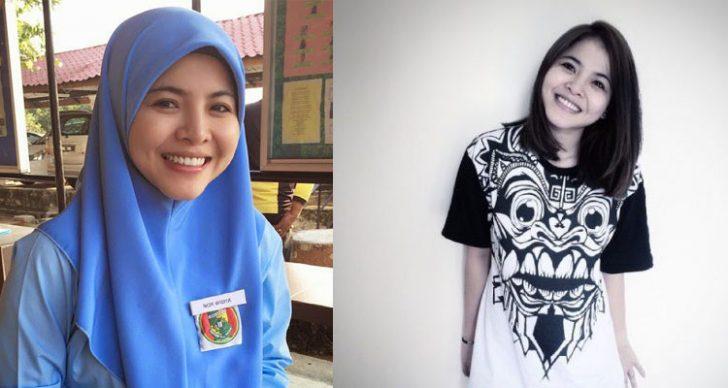 Permalink to Gambar Dan Personaliti Sebenar Ardell Aryana, Pelakon Baru Drama Melayu