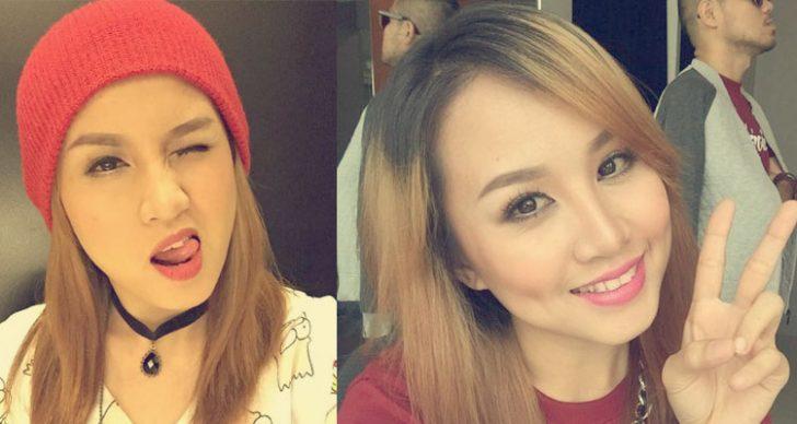 Permalink to Gambar Dan Biodata Mell, Vokalis Kumpulan Sakura Band