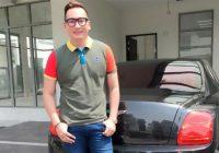 Dato Ac Mizal, Masih Tampan Pada Usia 40 Tahun