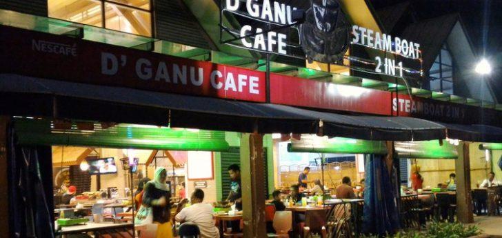 Permalink to D'Ganu Steamboat Cafe, Tempat Makan Malam Terkenal Di Pulau Duyung, Terengganu