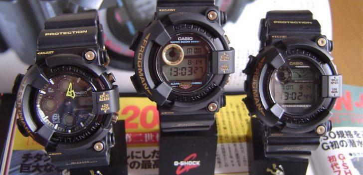 Permalink to Mengenal Jam Tangan Casio G-Shock Yang Original, Model Dan Keluarannya