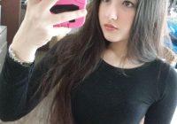 Gambar Selfie Hannah Delisha