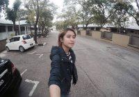 Gambar Selfie Ara Af Warkah Untukku