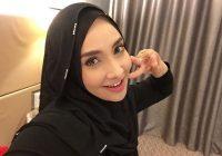 Gambar Selfie Lufya Omar