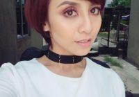 Gambar Style Rambut Pendek Manggis Defam