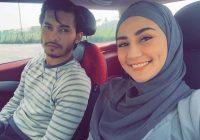 Gambar Wawa Zainal Dan Suami Aeril Zafrel