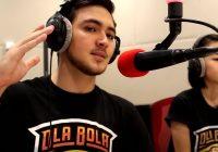 Haris Zainuddin Di Studio Radio