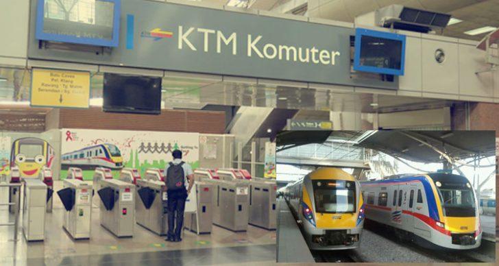 Permalink to Jadual Perjalanan Tren Dan Tambang KTM Komuter Terkini