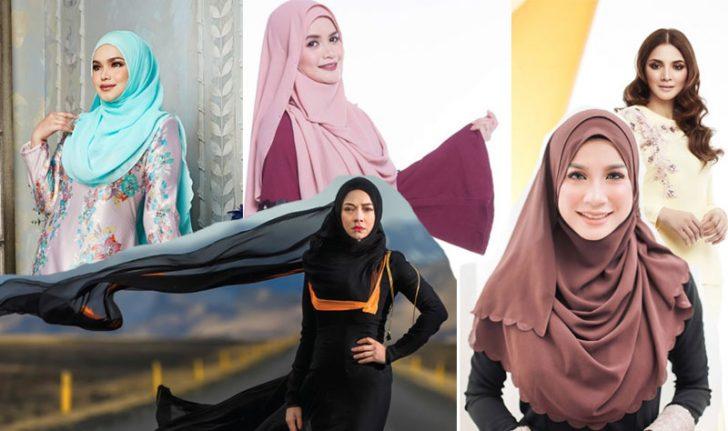 Permalink to 5 Pakaian Raya Jenama Selebriti Wanita Malaysia