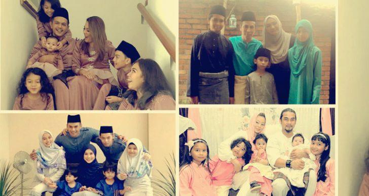 Permalink to 5 Selebriti Malaysia Yang Mempunyai Ramai Anak! Murahnya Rezeki Mereka!