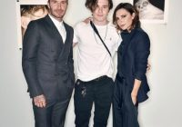 Keluarga David Beckham, Victoria Dan Brooklyn