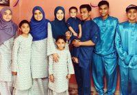 Keluarga Fauzi Nawi Dan Anak