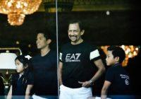 Keluarga Sultan Brunei