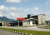 Kompleks ICQ Bukit Bunga Dan Ban Buketa Bridge