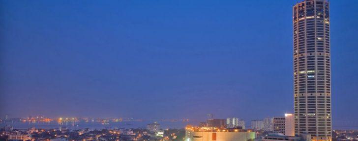 Permalink to Rainbow Skywalk Menara KOMTAR, Jadi Tarikan di Pulau Pinang