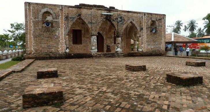 "Permalink to Masjid Kresik Selatan Thailand Yang Terkenal Gelaran ""Masjid Pintu Gerbang"""