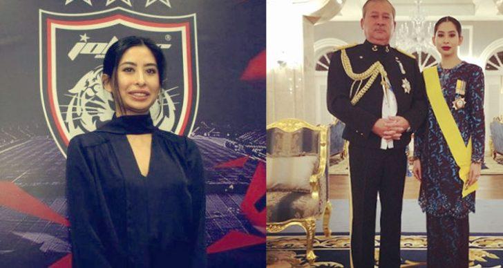 Permalink to Lima Trivia Menarik Tentang Tunku Tun Aminah, Puteri Tunggal Sultan Johor