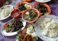 Menu Restoran Kambing Bakar Sahara Shah Alam