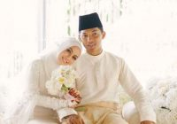 Mia Ahmad Dan Mohd Izham Tarmizi Gambar Kahwin