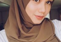 Mimi Lana Pakai Tudung Comel