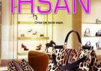 Novel Isteri Tuan Ihsan