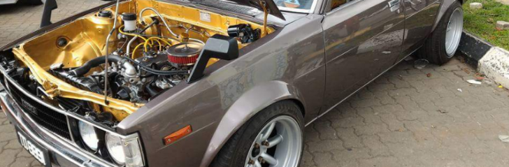 Permalink to Rebuild Kereta Toyota Corolla DX Tahun 1980, Jiwa Kental Peminat Kereta Lama