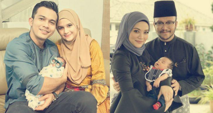 Permalink to 5 Pasangan Artis Malaysia Teruja Bergelar Ibu Bapa Pada Tahun 2017