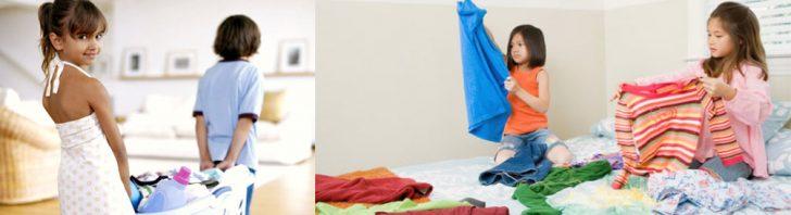 Permalink to Petua Terbaik Elak Kain Baju Bertimbun, Lipat Kain Dengan Pantas