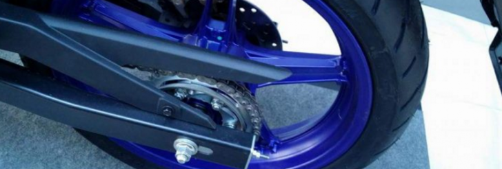 Permalink to Pemasangan Sport Rim Racing Boy RCB Pada Motosikal Yamaha Y15ZR