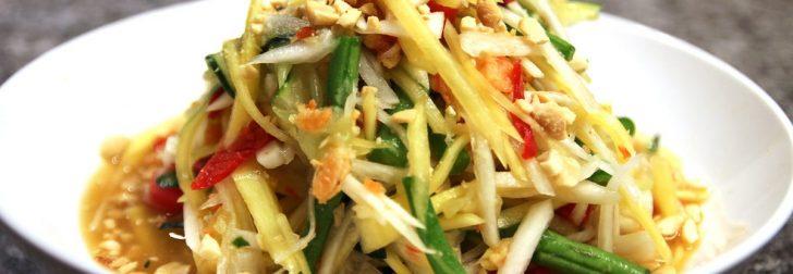 Permalink to Resepi Mudah Sontam Thai Salad