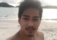 Susuk Tubuh Fadlan Hazim VIP Tepi Pantai