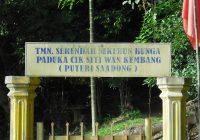 Makam Dipercayai Kepunyaan Cik Siti Wan Kembang Encikshino Com