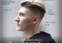 The Marco Reuss Sidecut Hair Style