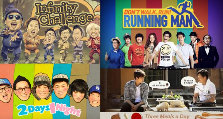 Permalink to 5 Variety Show Korea Paling Popular Di Dunia