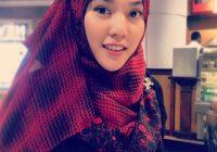 Tudung Shila Amzah Penyanyi