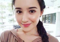 Wajah Ala Korea Hannah Delisha