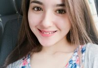 Warna Rambut Hannah Delisha